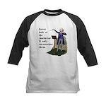 Conductor Kids Baseball Jersey