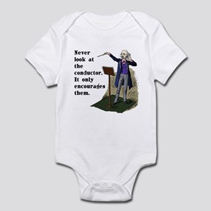 Conductor Infant Bodysuit