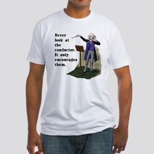 Conductor Fitted T-Shirt