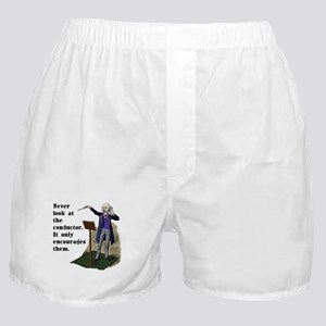Conductor Boxer Shorts