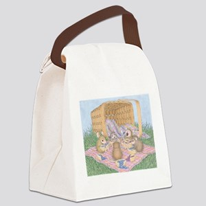 Micey Nice Picnic Canvas Lunch Bag