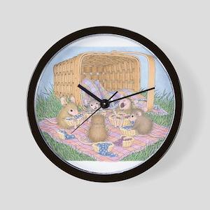 Micey Nice Picnic Wall Clock