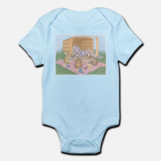 Micey Nice Picnic Body Suit