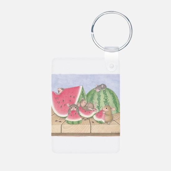 Full of Melon Keychains