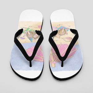 Beach Bums Flip Flops