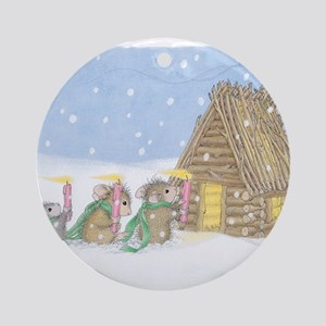 Candlelit Voyage Ornament (Round)