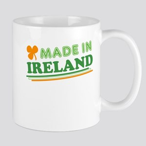 Made In Ireland St Patricks Day Mug