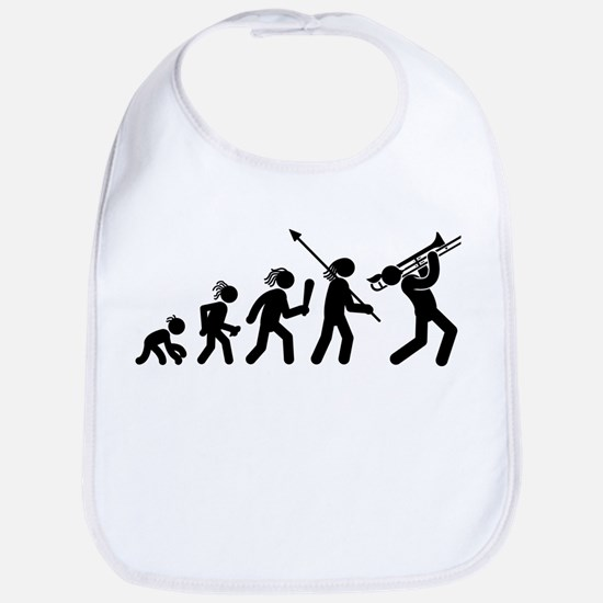 Trombone Player Bib