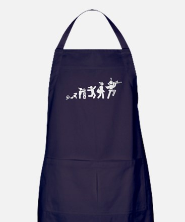 Trombone Player Apron (dark)