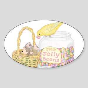 Jolly Jelly Beans Sticker