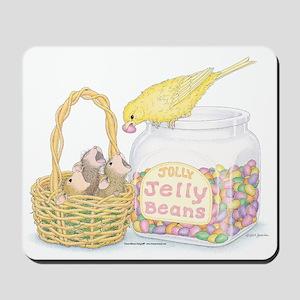Jolly Jelly Beans Mousepad