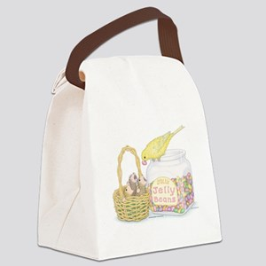 Jolly Jelly Beans Canvas Lunch Bag