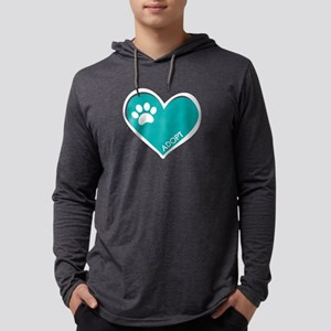 Animal Rescue Mens Hooded Shirt