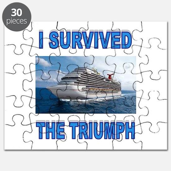 SURVIVOR Puzzle