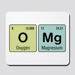 OMG - Chemistry Mousepad