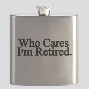 Who cares. Im Retired Flask