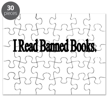 I read banned books Puzzle