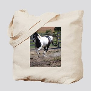 Horse/Pinto Paint Tote Bag