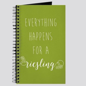 Everything Happens For A Riesling Journal