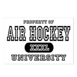 Air Hockey University Postcards (Package of 8)