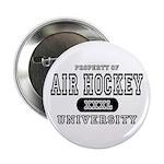Air Hockey University Button