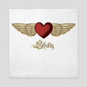 Shelly the Angel Queen Duvet