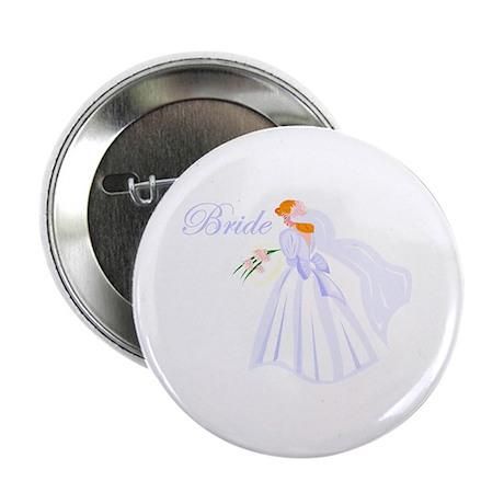 Bride Redhead Button
