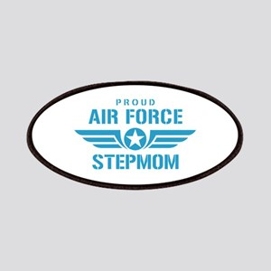 Proud Air Force Stepmom W Patches