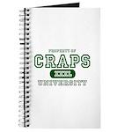 Craps University Journal