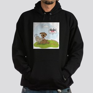 burin spca logo Hoodie
