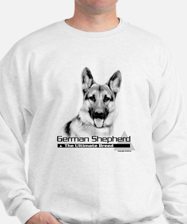 Unique German shepherd Jumper