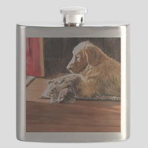 Best Buds Flask