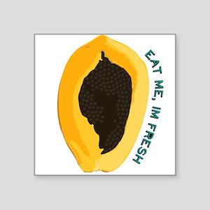 Papaya Sticker