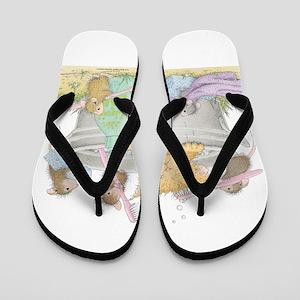 Mice Co Cat Wash Flip Flops