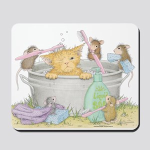 Mice Co Cat Wash Mousepad