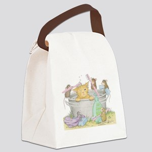 Mice Co Cat Wash Canvas Lunch Bag