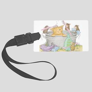 Mice Co Cat Wash Luggage Tag