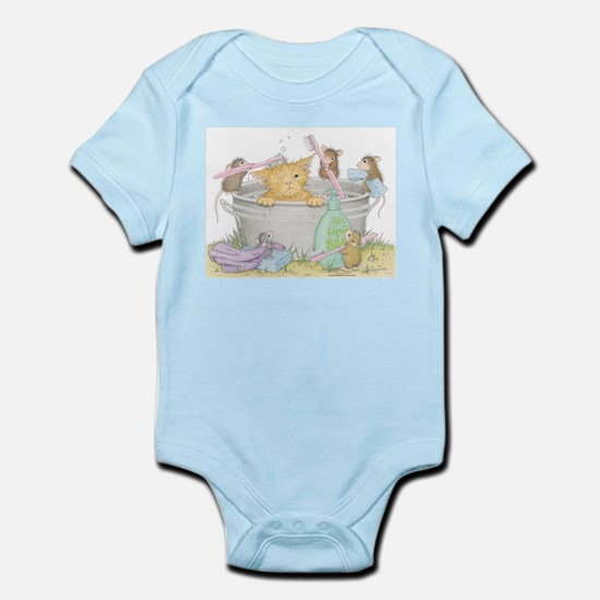 Mice Co Cat Wash Body Suit