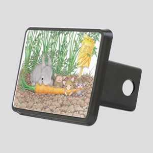 Garden Feast Hitch Cover