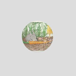 Garden Feast Mini Button