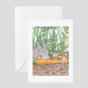 Garden Feast Greeting Card