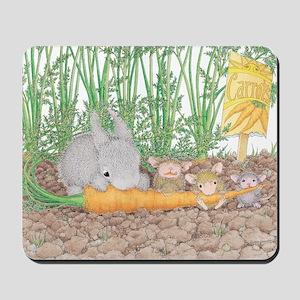 Garden Feast Mousepad