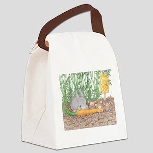 Garden Feast Canvas Lunch Bag