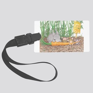 Garden Feast Luggage Tag
