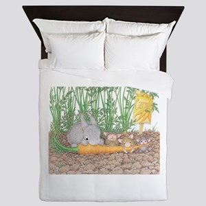 Garden Feast Queen Duvet