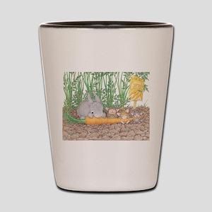 Garden Feast Shot Glass