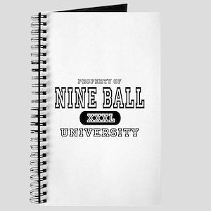 Nine Ball University Journal