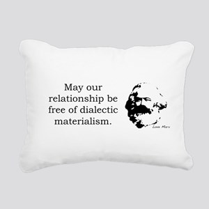Karl Marx Relationship Humor Rectangular Canvas Pi