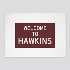 Welcome to Hawkins 5'x7'Area Rug