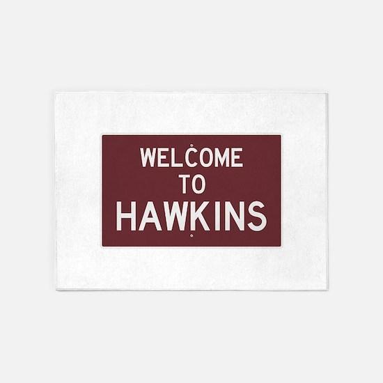 Welcome to Hawkins 5'x7'Area Rug